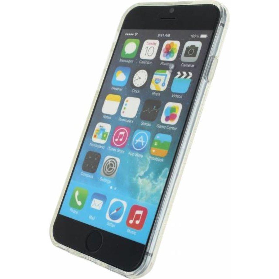 iPhone 6/6S - Gelly Case - Doorzichtig-2