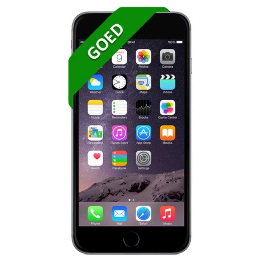 iPhone 6S Plus - 16GB - Space Gray - Goed-1