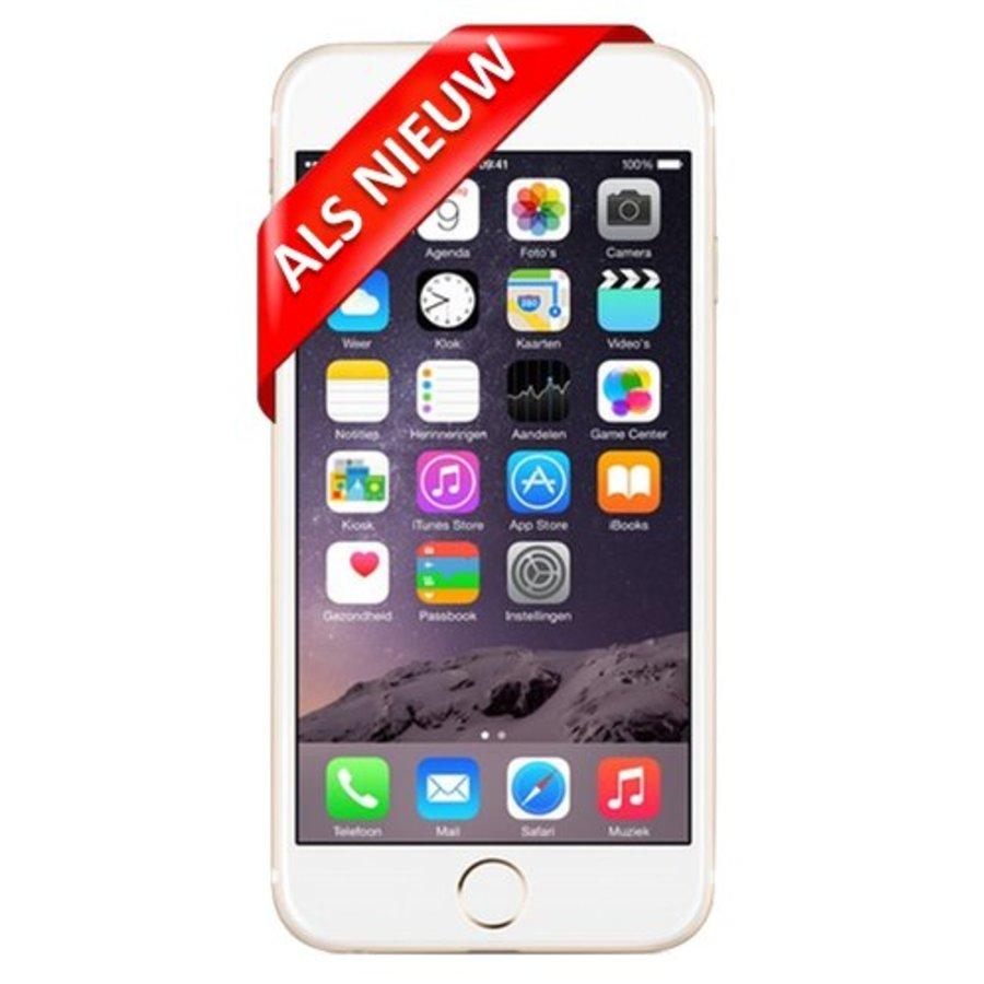 iPhone 6 Refurbished - 16GB - Goud - als nieuw