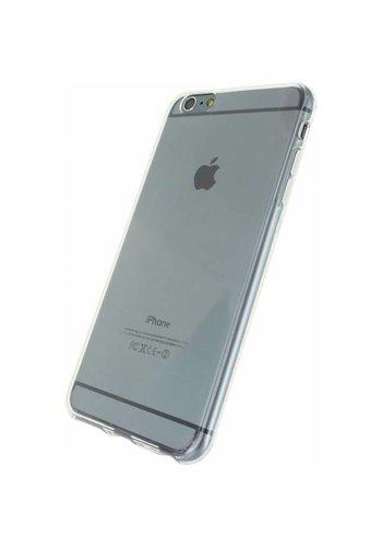 iPhone 6 Plus/6S Plus - Gelly Case - Doorzichtig