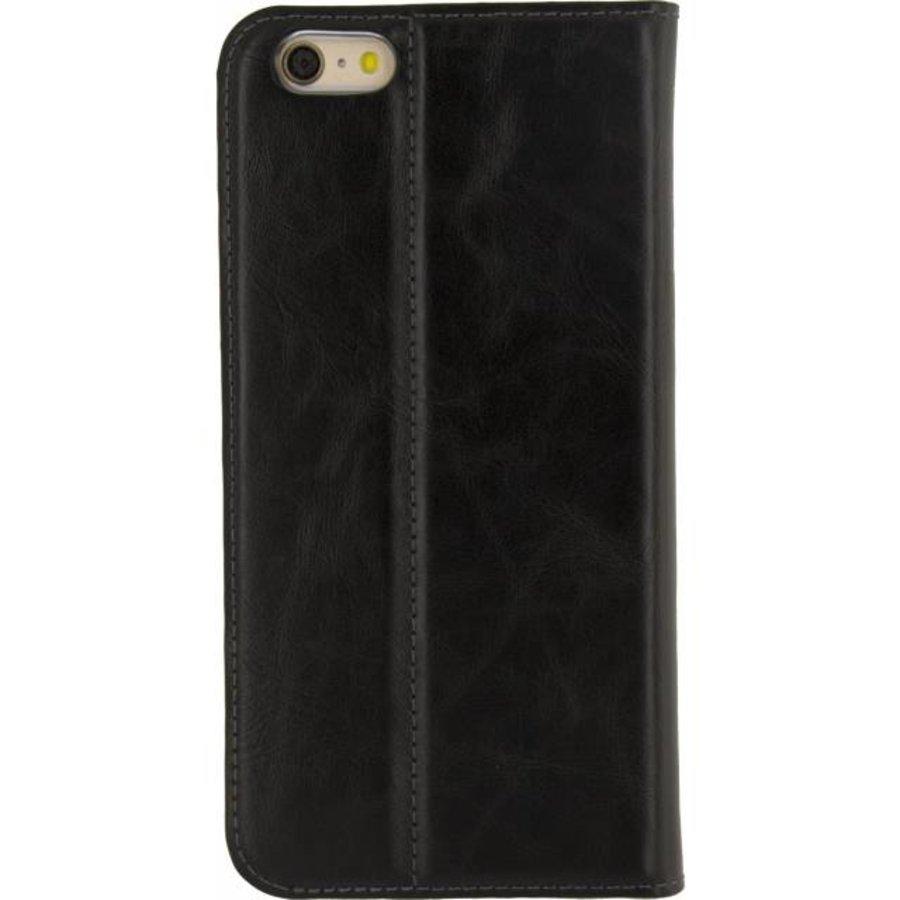 iPhone  6 Plus/ 6S Plus - Premium Gelly Book Case - Zwart-2