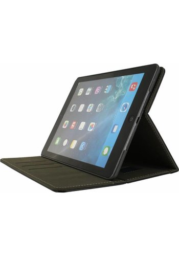 Apple iPad 9.7 2017 - Premium Folio Case - Zwart