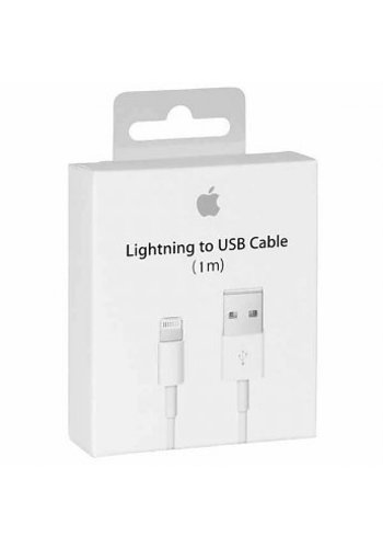 Apple Apple certified - USB Lightning oplaadkabel 1M