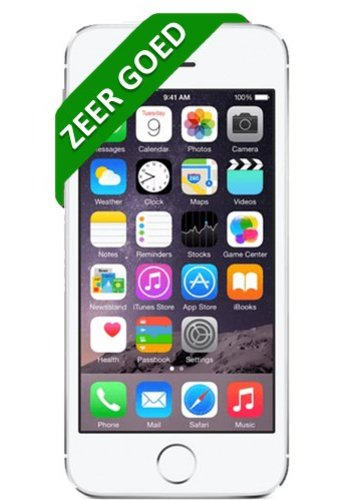 iPhone 5S - 16GB - Zilver