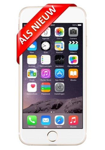 iPhone 6 Plus - 128GB - Goud