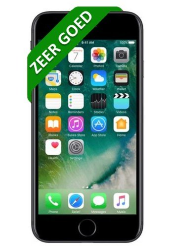 iPhone 7 - 128GB - Mat zwart