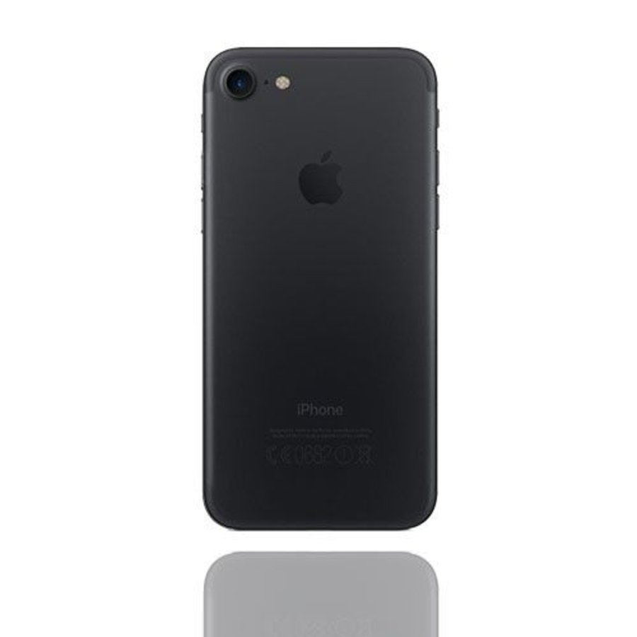 iPhone 7 Refurbished - 128GB - Mat zwart - Zeer goed