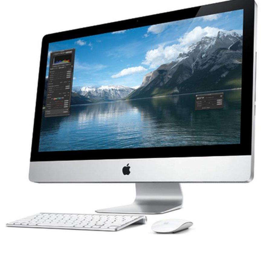 iMac 27 inch Core i5 - 1000GB - Mid 2011 - Als nieuw-2