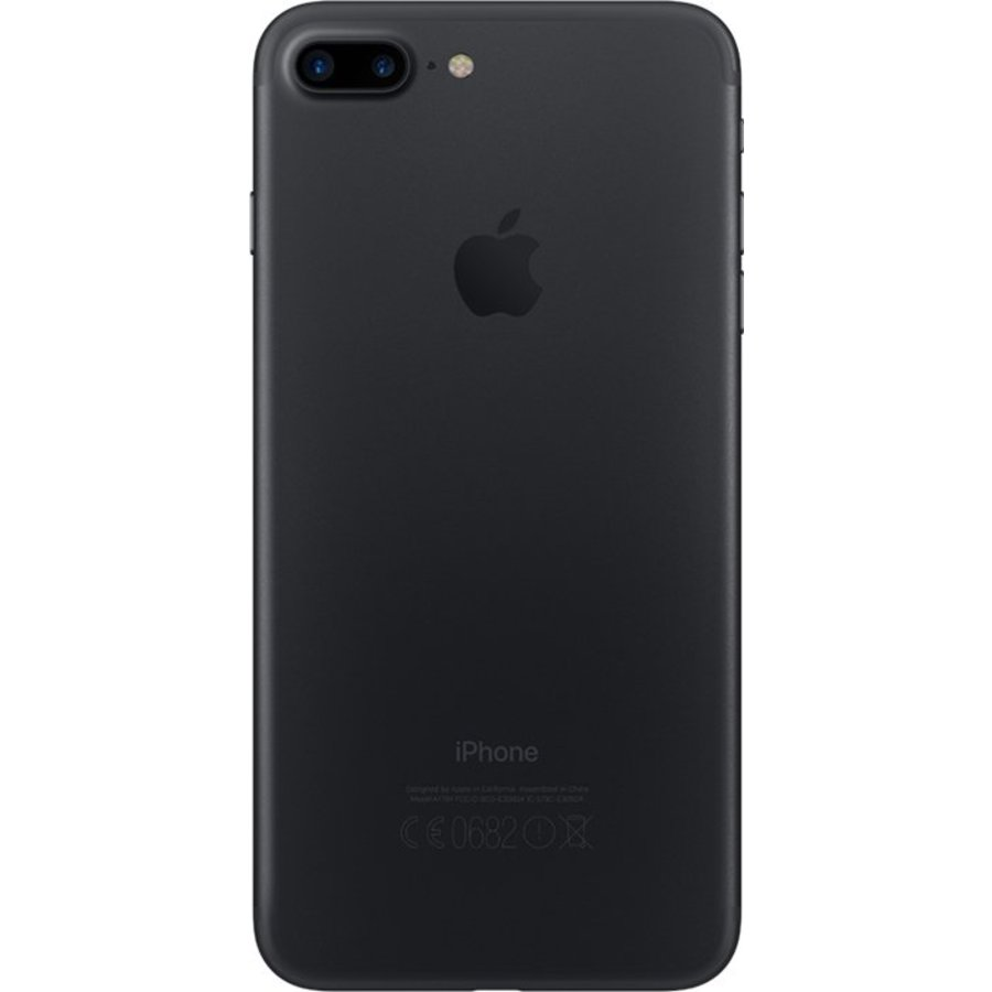 iPhone 7 Plus - 128GB - Matzwart - Zeer goed-2