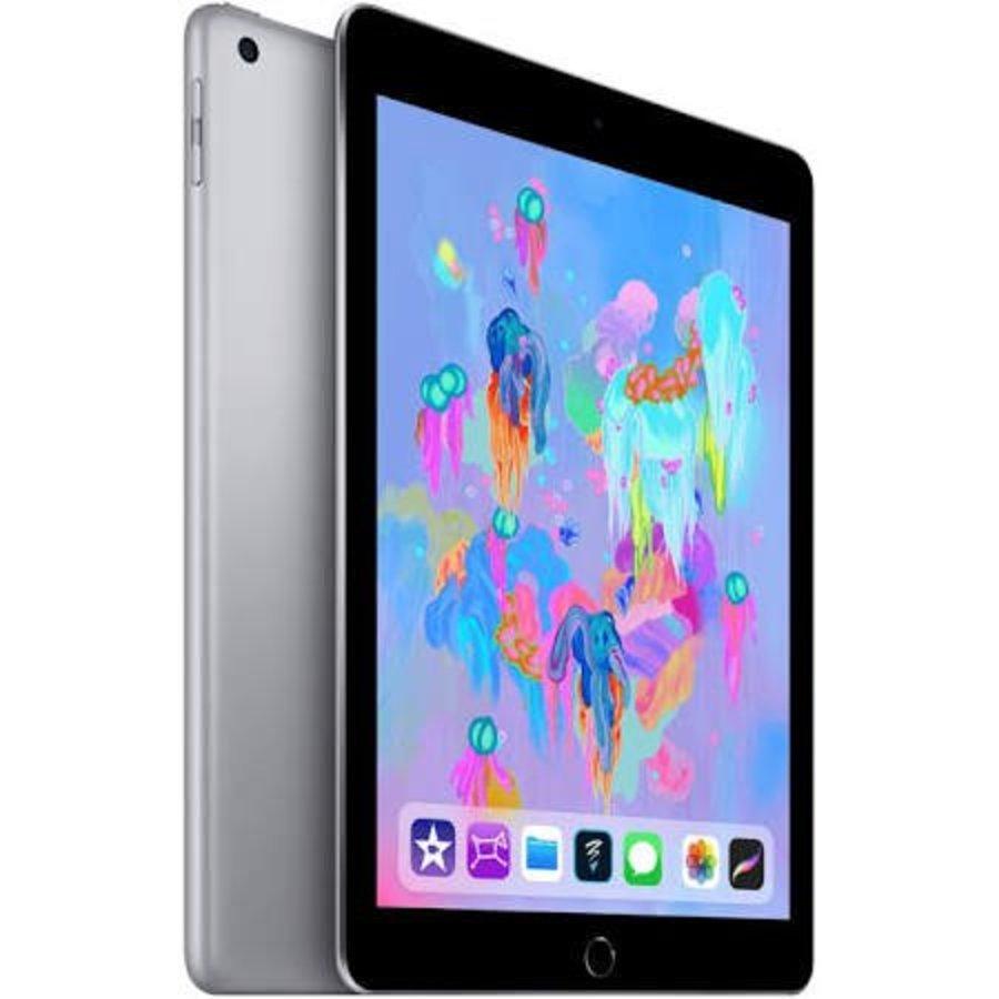 iPad (2018) - 32GB - Space Gray - NIEUW-1