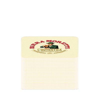 Birra Moretti  Coasters (100 pcs)