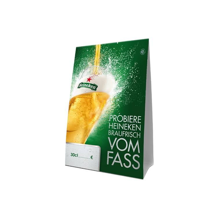 Heineken  Tischaufsteller (20 stück)