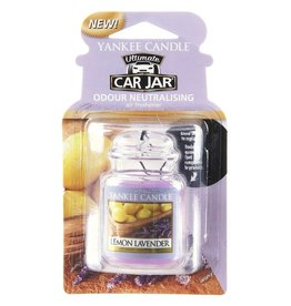 Yankee Candle Lemon Lavender Car Jar Ultimate