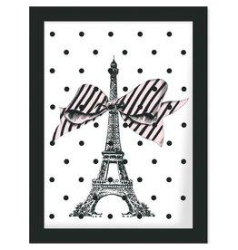 Miss Etoile Kader - Eiffel Tower