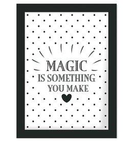 Miss Etoile Kader - Magic is Something you make