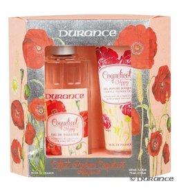 Durance Coquelicot - Giftbox