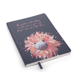 Catseye Glad to be me - Notebook Navy