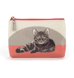 Catseye Cat Etching - Pouch