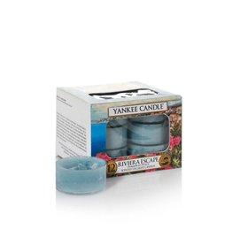 Yankee Candle Riviera Escape Tea Lights 12 st