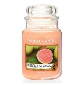 Yankee Candle Delicious Guava Large Jar