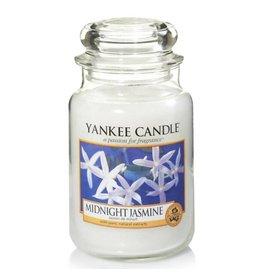 Yankee Candle Midnight Jasmine Large Jar