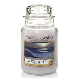 Yankee Candle Moonlight Large Jar