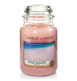 Yankee Candle Pink Sands Large Jar