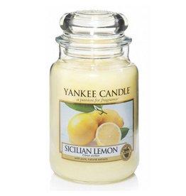 Yankee Candle Sicilian Lemon Large Jar