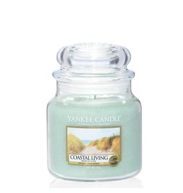 Yankee Candle Coastal Living Medium Jar