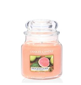 Yankee Candle Delicious Guava Medium Jar