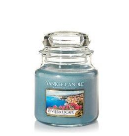 Yankee Candle Garden Sweet Pea Medium Jar