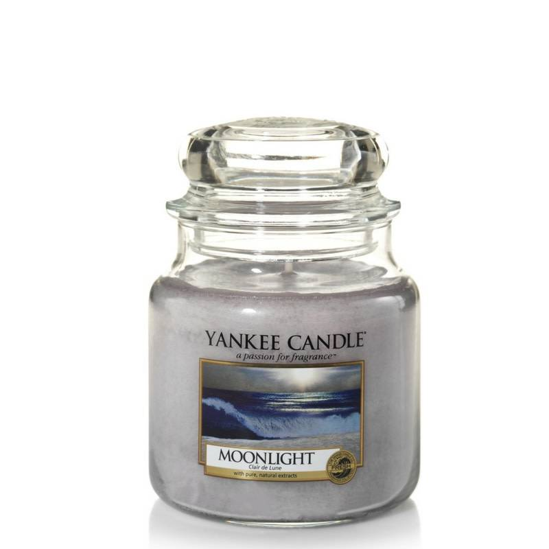 Yankee Candle Moonlight Medium Jar