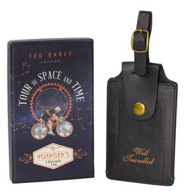 Ted Baker Space and Time - Bagagelabel