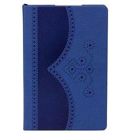 Ted Baker Journey - Notaboek Blauw
