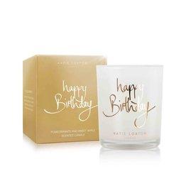 Katie Loxton Happy Birthday - Kaars