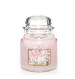 Yankee Candle Snowflake Cookie Medium Jar