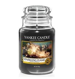 Yankee Candle Sparkling Flame - Large Jar