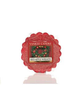 Yankee Candle Red Apple Wreath Tart
