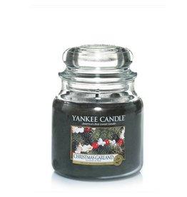 Yankee Candle Christmas Garland Medium Jar