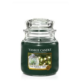 Yankee Candle The Perfect Tree Medium Jar