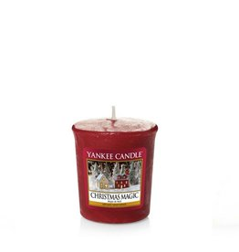 Yankee Candle Christmas Magic Votive