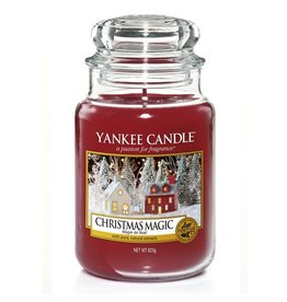 Yankee Candle Christmas Magic Large Jar