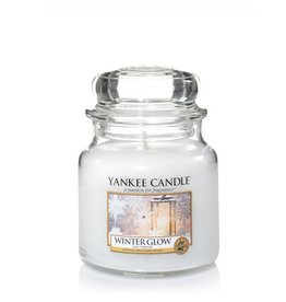 Yankee Candle Winter Glow Medium Jar