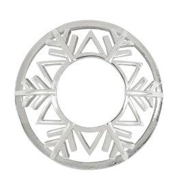 Yankee Candle Twinkling Snowflake - Illuma-lid