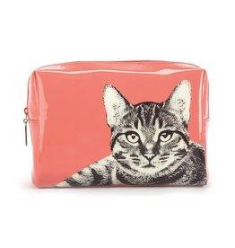 Catseye Cat Etching - Toilettas