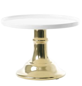 Miss Etoile Cakestand Groot - Wit/Goud