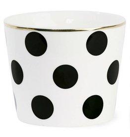 Miss Etoile Kom - Dots zwart