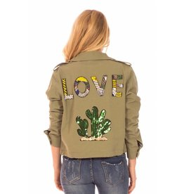 Minueto Vest - Love Cactus