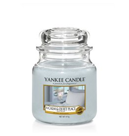 Yankee Candle A Calm and Quiet Place - Medium Jar