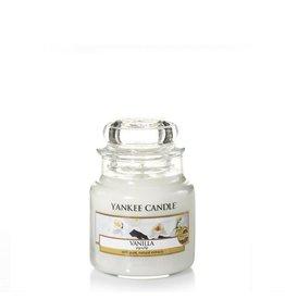 Yankee Candle Vanilla Small Jar